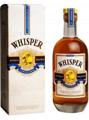 Rum Whisper Antigua Gold (astucciato)