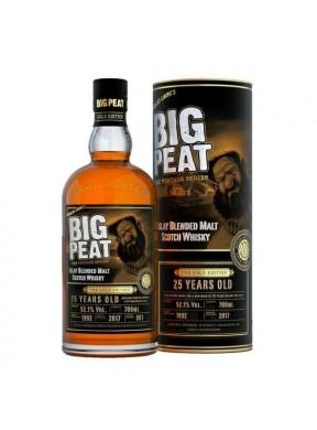 Whisky Big Peat 25 yo 1992 Islay Blended Malt (astucciato)