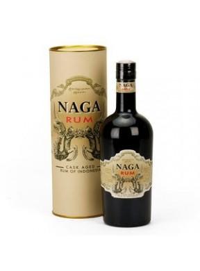 Rum Naga Cask Aged ex Bourbon (astucciato)