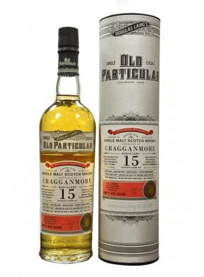 Whisky Cragganmore 15 yo Old Particular