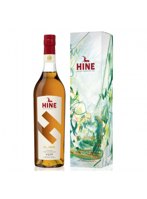 Cognac  H Fine Champagne Cognac V.S.O.P. Hine astucciato