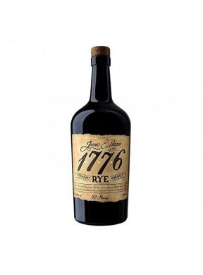 Whiskey Straight Rye 92 proof James E. Pepper