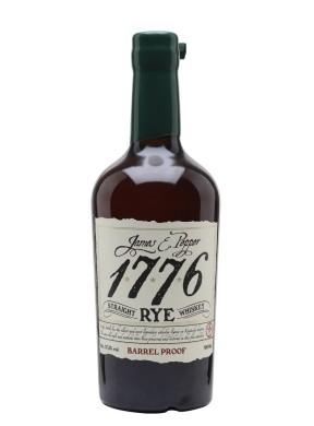 Whiskey Straight Rye Barrel Proof 57,3%vol James E. Pepper