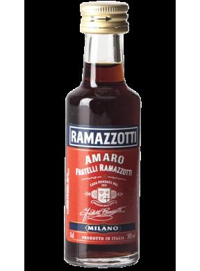 Amaro Ramazzotti 3cl. Mignon