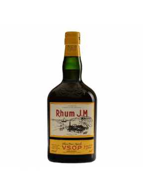 Rhum J.M. V.O Vieux Agricole Martinique (V.O etichetta rossa)