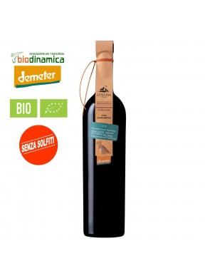 Montepulciano d'Abruzzo Ancestrale Lunaria Orsogna -Bio Demeter Senza Solfiti Vegan-