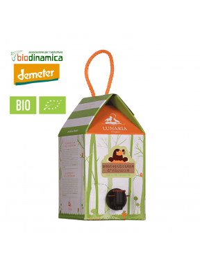 Bag in Box Montepulciano d'Abruzzo Dop Lunaria Orsogna Bio Demeter Vegan