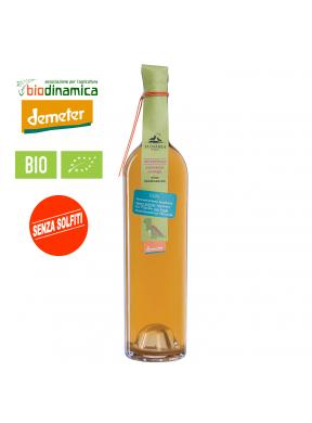 Malvasia Orange Ancestrale Lunaria Orsogna -Bio Demeter Senza Solfiti Vegan-